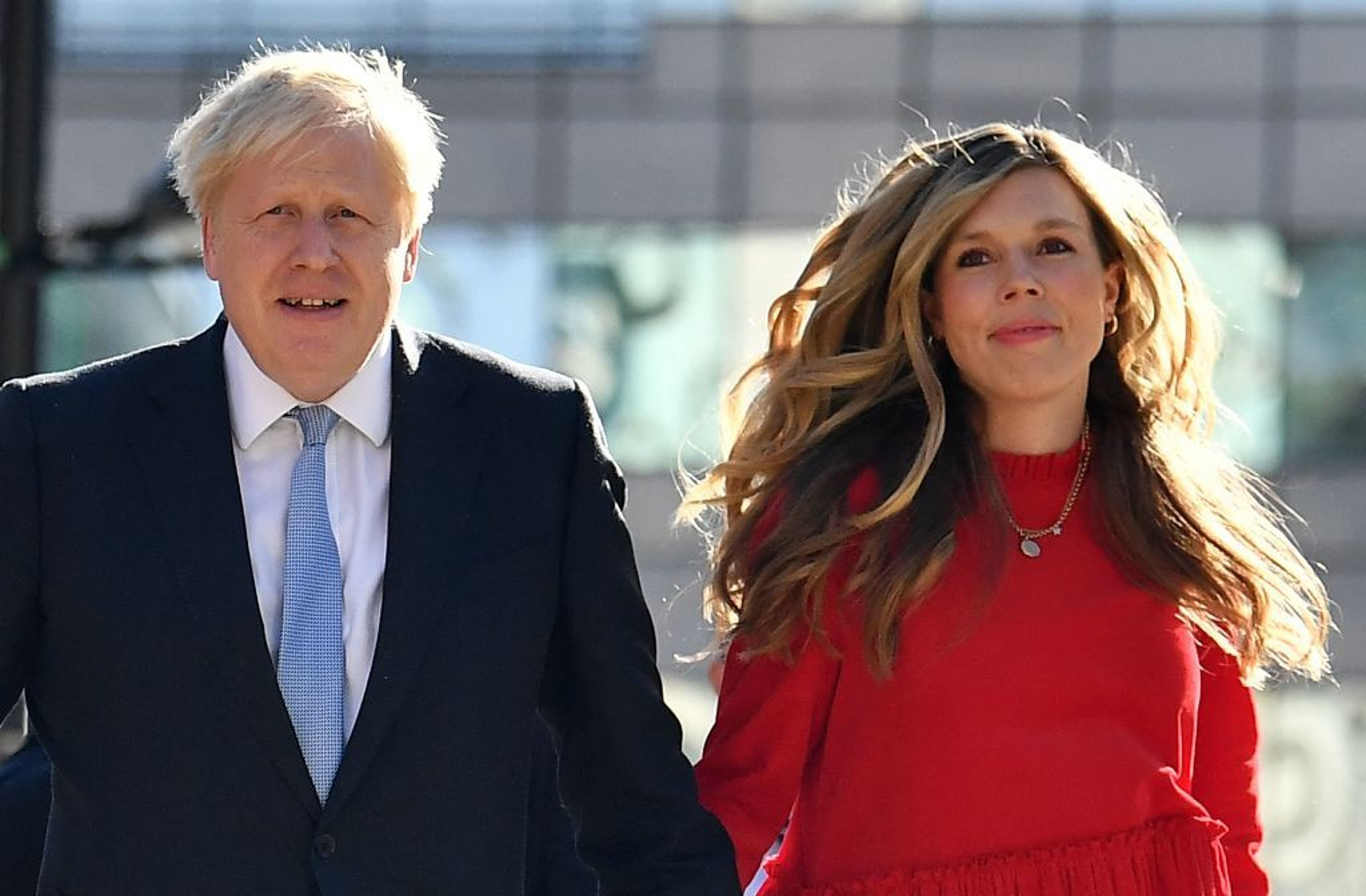 PM and Carrie Johnson 'broke Christmas lockdown rules' to have friend over