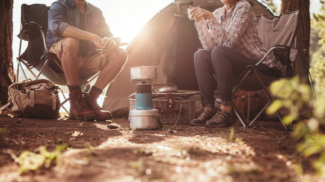 <p>All the equipment you need for a fuss-free camping holiday </p>