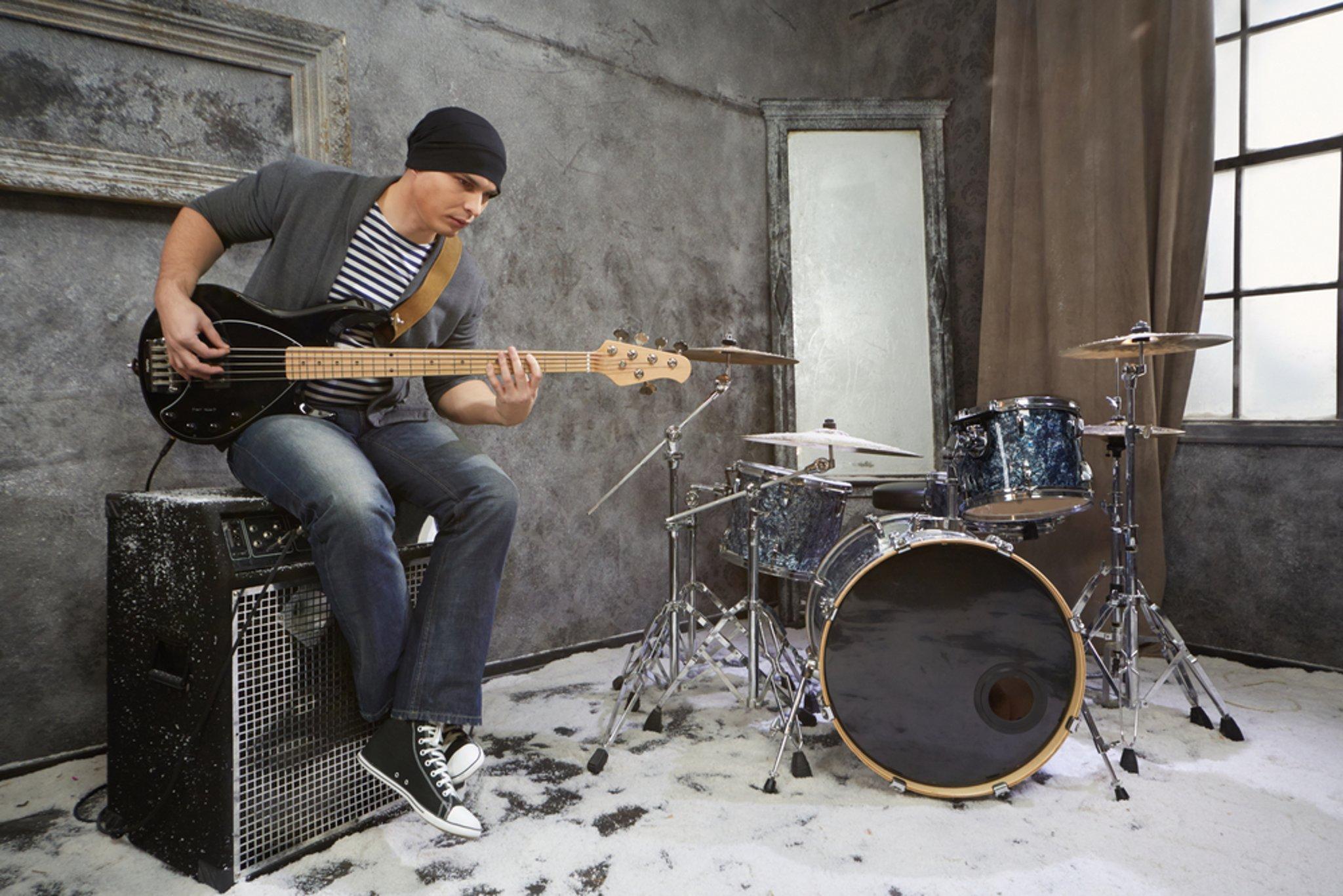 Music (Equipment) - cover