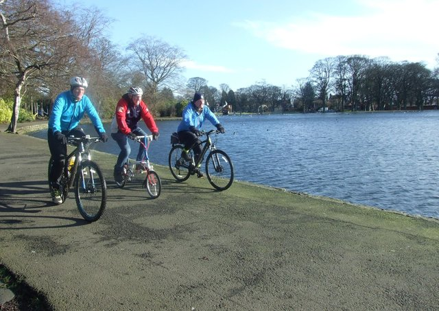 The second Kirkcaldy Cycling Festival is taking place from Saturday, August 22 to Monday, August 31. There will be activities for everyone to enjoy.