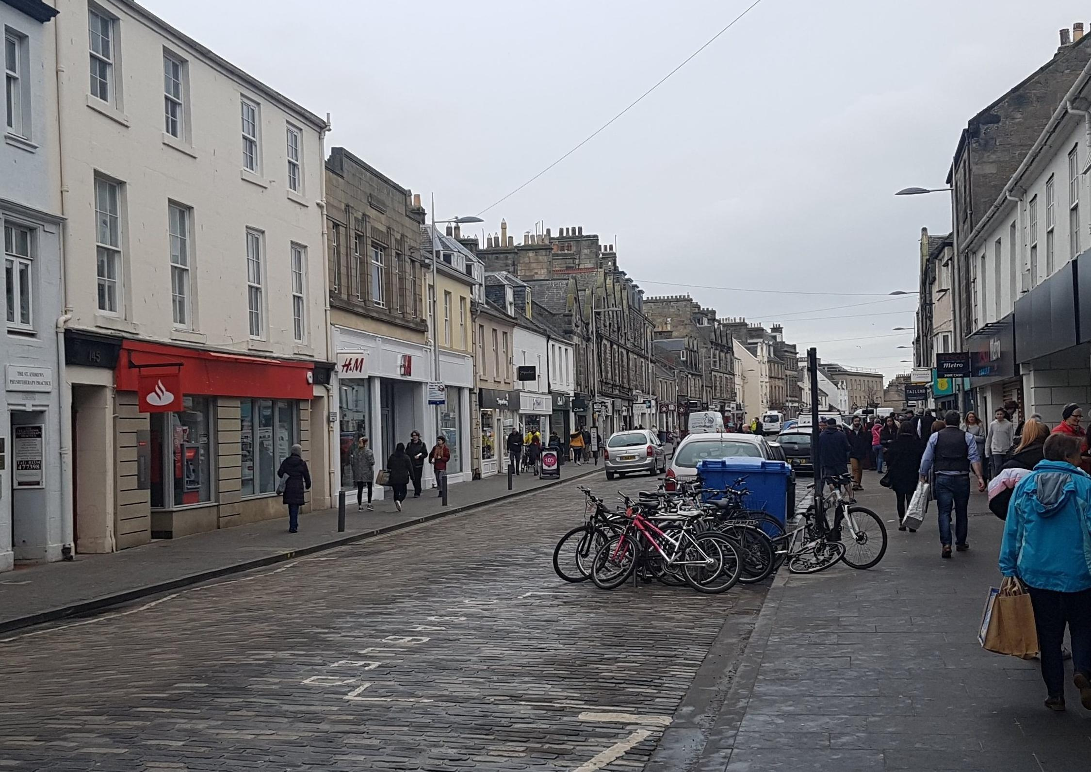 Fife Council drops controversial plans to close main streets to vehicles in Fife town