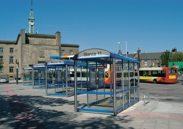 Stagecoach Bus Firm Warns Staff Of Job Cuts Fife Today