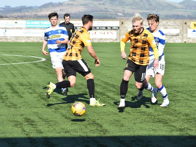East Fife head to Station Park on Saturday following a 2-1 loss at Dumbarton.
