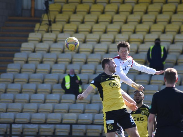 A disciplinary hearing will be heard against East Fife on Thursday