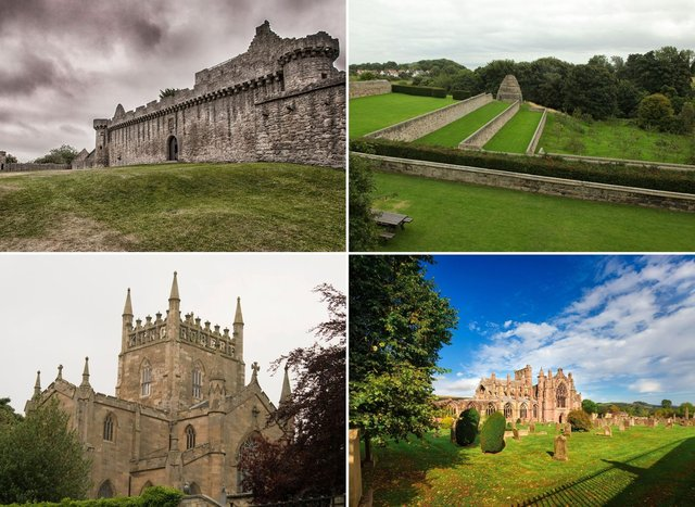 These Historic Scotland properties are all welcoming children for free over the summer break.