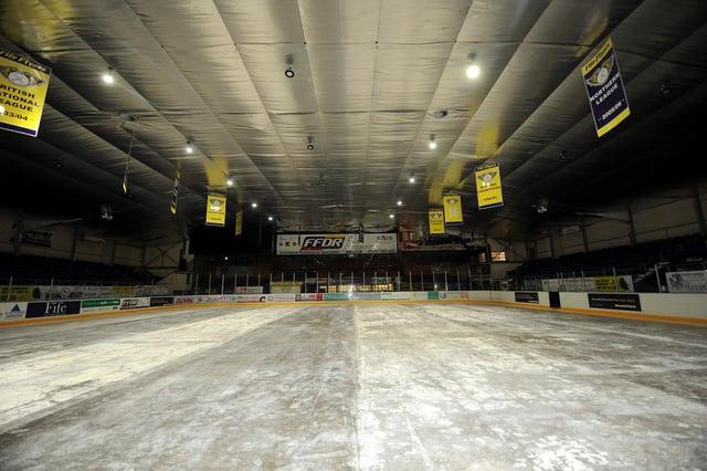 Fife Ice Arena (Pic: Fife Photo Agency)