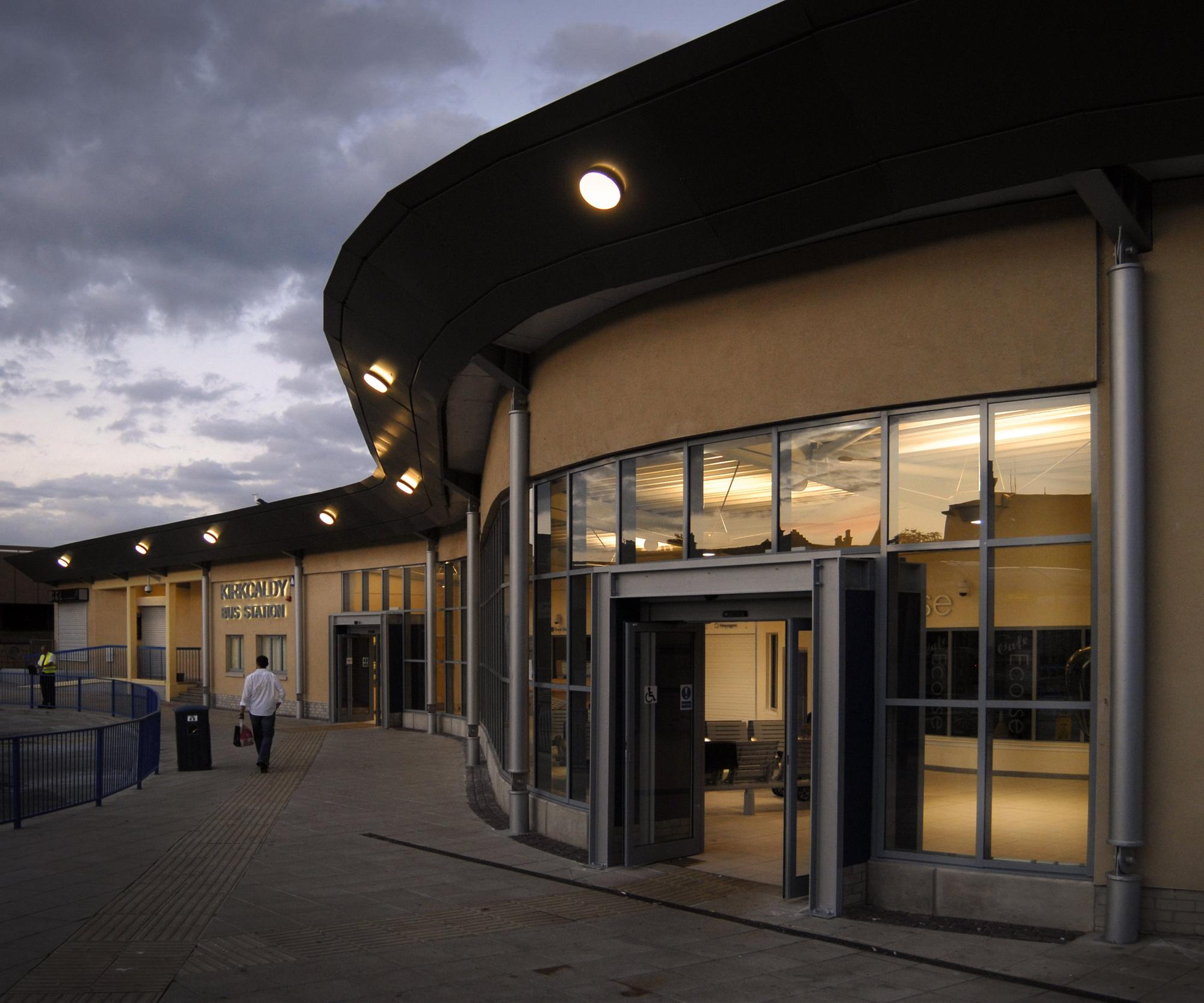 Stagecoach closes info centres at four Fife bus stations
