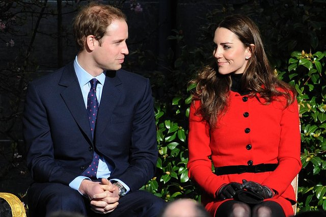 2011 brought Prince William and his fiancee Kate Middleton back to St Andrews for the university's 600th anniversary celebrations