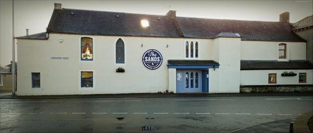 Burntisland Sands Hotel. Pic: Jason Borthwick