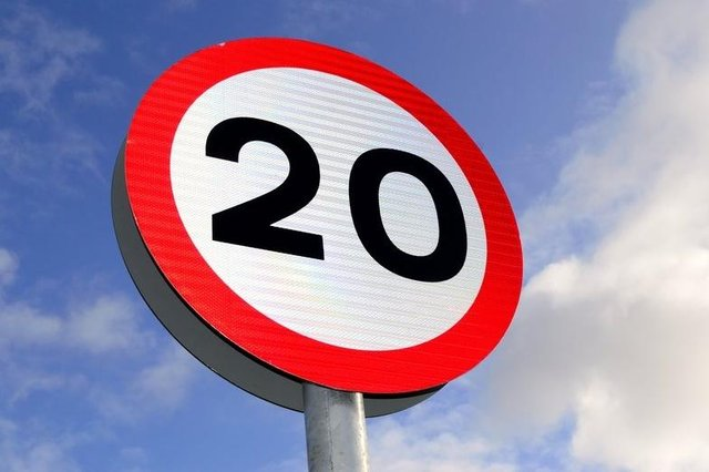 The 10mph zone in a Markinch street is being scrapped