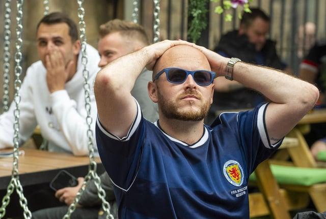 Fanzone at Glasgow Green  (Pic: Lisa Ferguson)