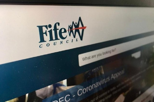 Fife Council contact centre has been praised for its efforts throughout the pandemic