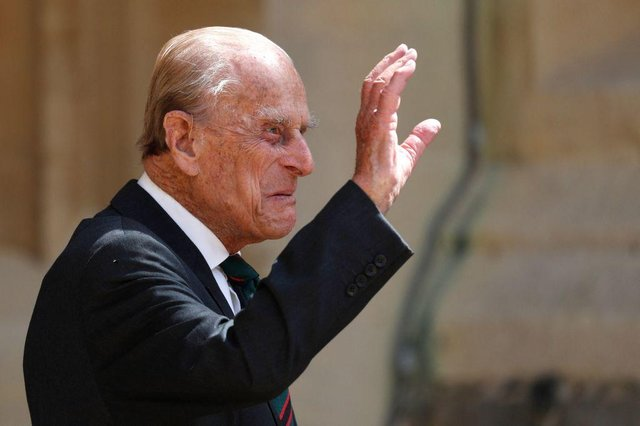 Tributes have poured in and Scottish political parties have suspended their Holyrood election campaigns, after Buckingham Palace announced this afternoon that the Duke of Edinburgh has died.