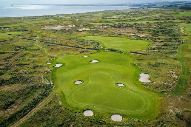 Dumbarnie Links is already considered a jewel in the crown of Scottish golf