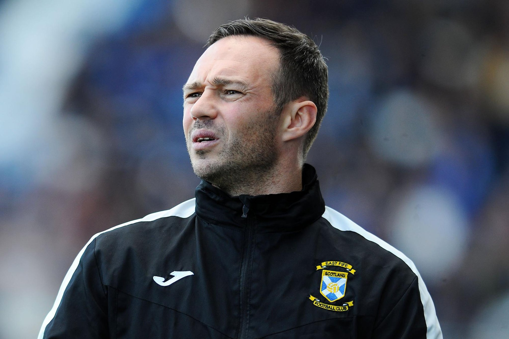 Darren Young's East Fife return to training as league cup campaign nears