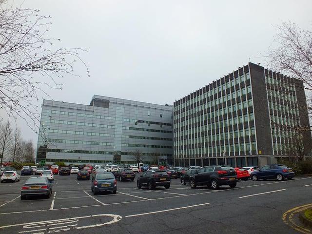 Fife House, HQ of Fife Council