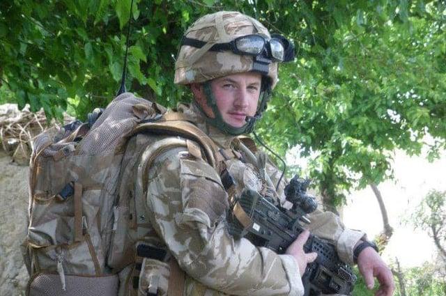 Sergeant Sean Binnie.