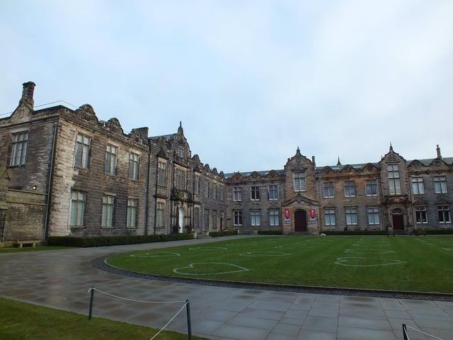University of St Andrews.