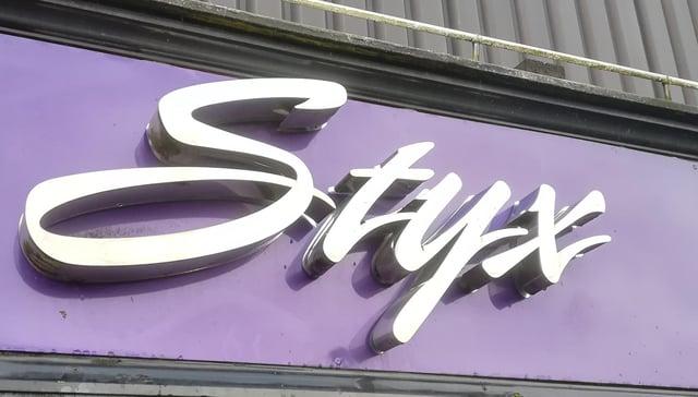Styx, Kirkcaldy