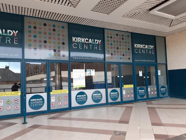 The Kirkcaldy Centre - better known as The Postings - closes its doors for the last time on Saturday, July 3, ending 40 years of retail (Pic: Fife Free Press)