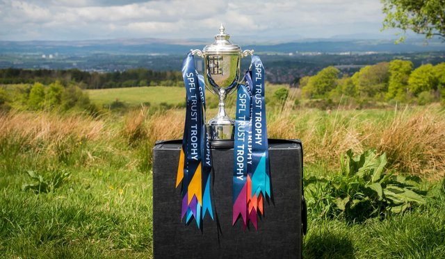 The SPFL Trust Trophy