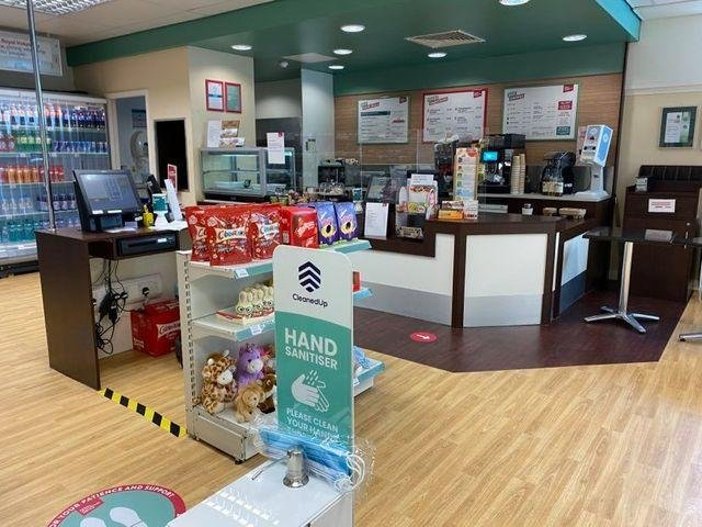 The RVS cafe which has been based in Victoria Hospital for 40 years is to close for good on March 26. Pic: NHS Fife.