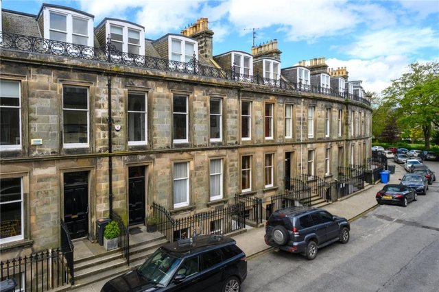 Howard Place, St Andrews.