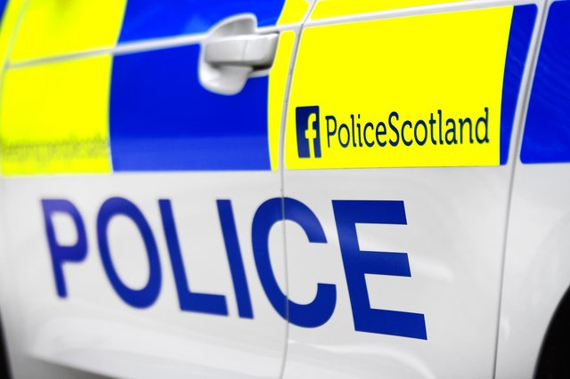 The A915 Standing Stane Road, which connects Leven and Kirkcaldy, was shut by police after the incident around 5.20pm on Thursday.