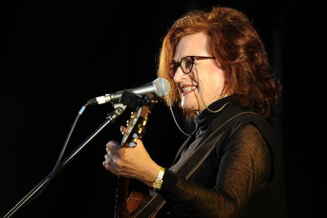 Barbara Dickson (Pic: George McLuskie)