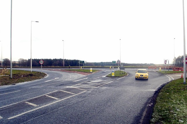 5008g35 Balfarg JunctionA92 Glenrothes