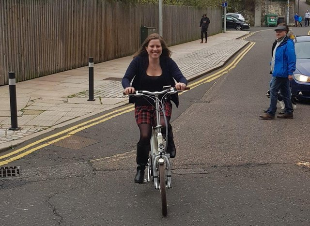 Greener Kirkcaldy is running an event on Saturday 5th June for people to try out e-bikes. Participants can choose from a selection of e-bikes, before going out on a led bike ride along the coast and up to Ravenscraig Park on one of the bikes.