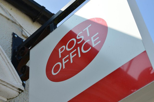 Post Office services are being cut at six Spar stores in Fife.