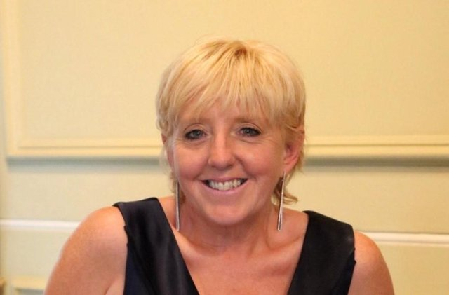Dr Christine Lusk is receiving an MBE.