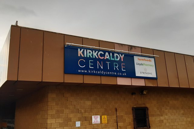 The Postings Centre in Kirkcaldy now known as the Kirkcaldy Centre