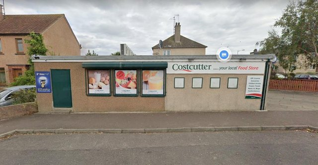The Costcutter store has been given a refurbishment. Pic: Google.