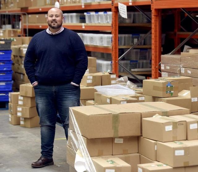 Doug Moutter, director VPZ