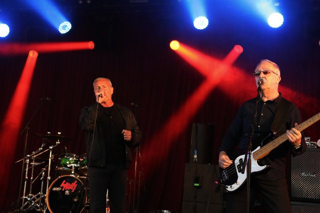 The Skids are set to appear the new music festival, BreakOut, in Fife