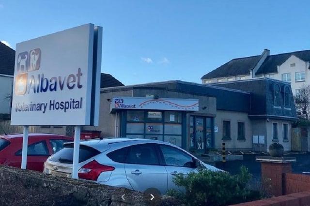 Albavet, Nicol Street, Kirkcaldy