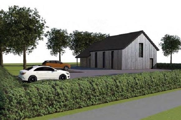 The Plymouth Brethern Christian Church has submitted plans for its new Gospel centre to be built on the corner of Cadham Road and Cadham Terrace, Glenrothes