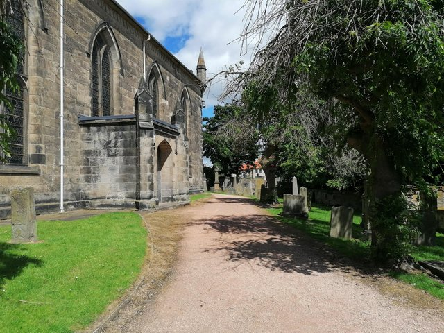 Old Kirk, Kirkcaldy is preparing to re-open to locals this weekend.