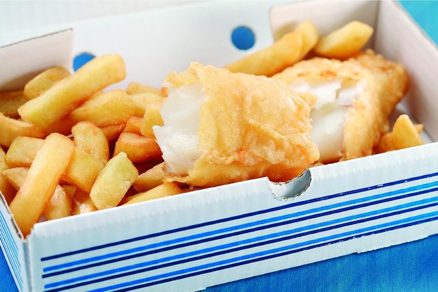 Top rated fish and chip shops in Fife.