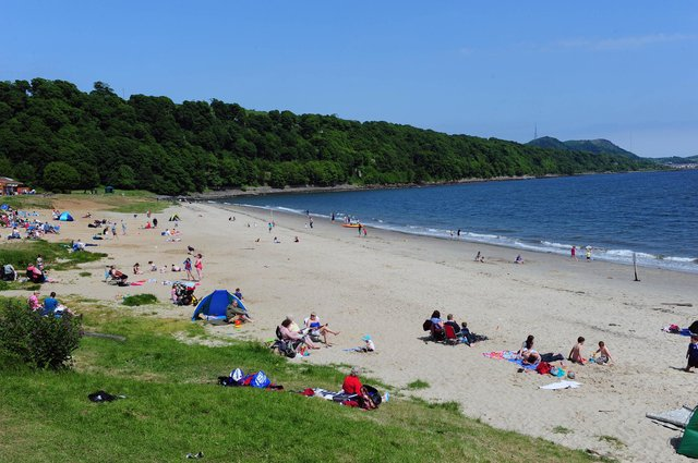 Aberdour Silver Sands has now been named in Scotland's Beach Awards for 28 years in a row.