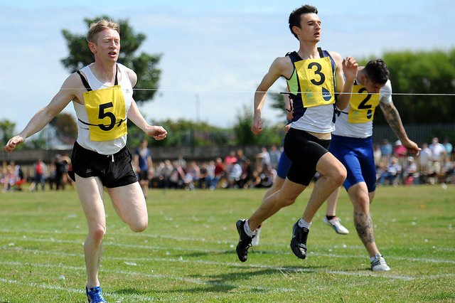 The Burntisland Games won't be held again this year it has been confirmed. Pic by FPA