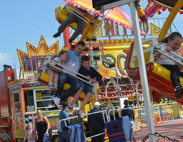 Burntisland's summer shows are set to go ahead on the Links from July 5 for six weeks. Pic: George McLuskie.