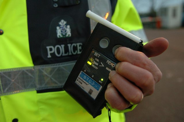 Munro admitted drink driving and was fined £400 and disqualified for 12 months. Pic: Cate Gillon