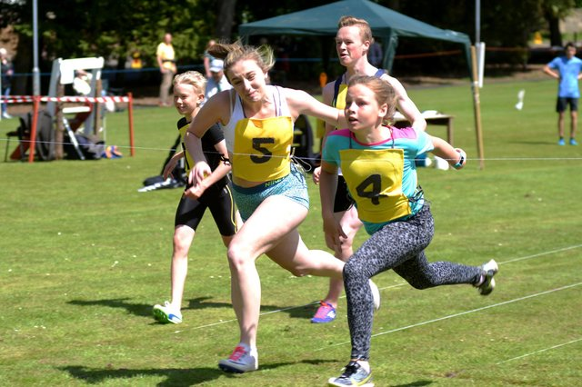 The popular Markinch Games won't be held again this year due to ongoing restrictions. Stock pic by George McLuskie