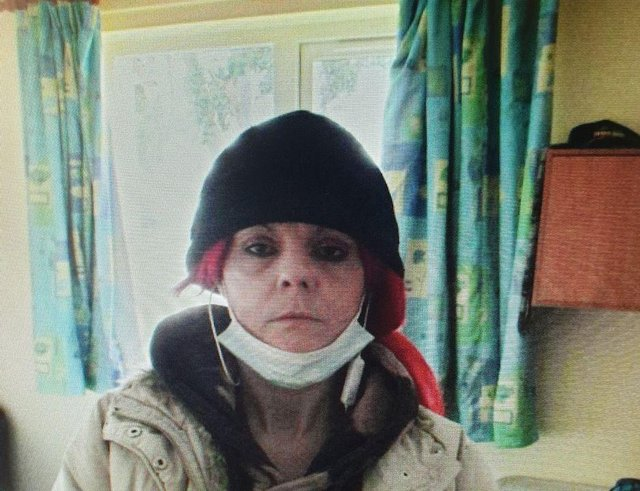 Lisa Donaldson was last seen leaving an address in the Hilton Court area of Rosyth around 2.10pm on Friday, March 26. Pic: Police Scotland
