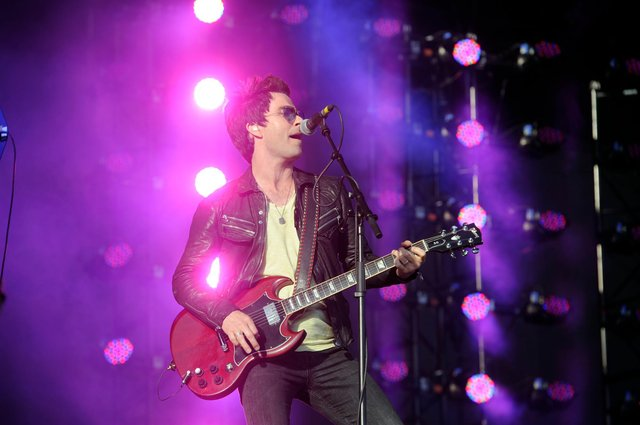 The theatre may be more used to tribute acts these days, but, for a short spell, it pulled in some big names ... including  Stereophonics who warmed up for a UK tour with a live gig just as they were poised t break through.