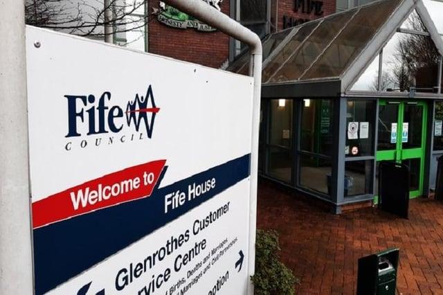 Fife Council HQ