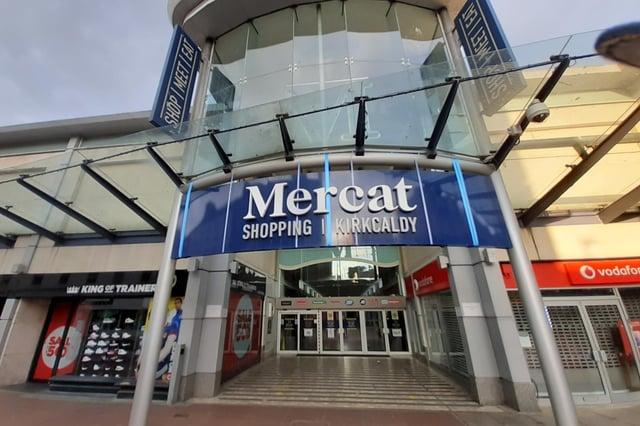 The Mercat Shopping Centre, Kirkcaldy